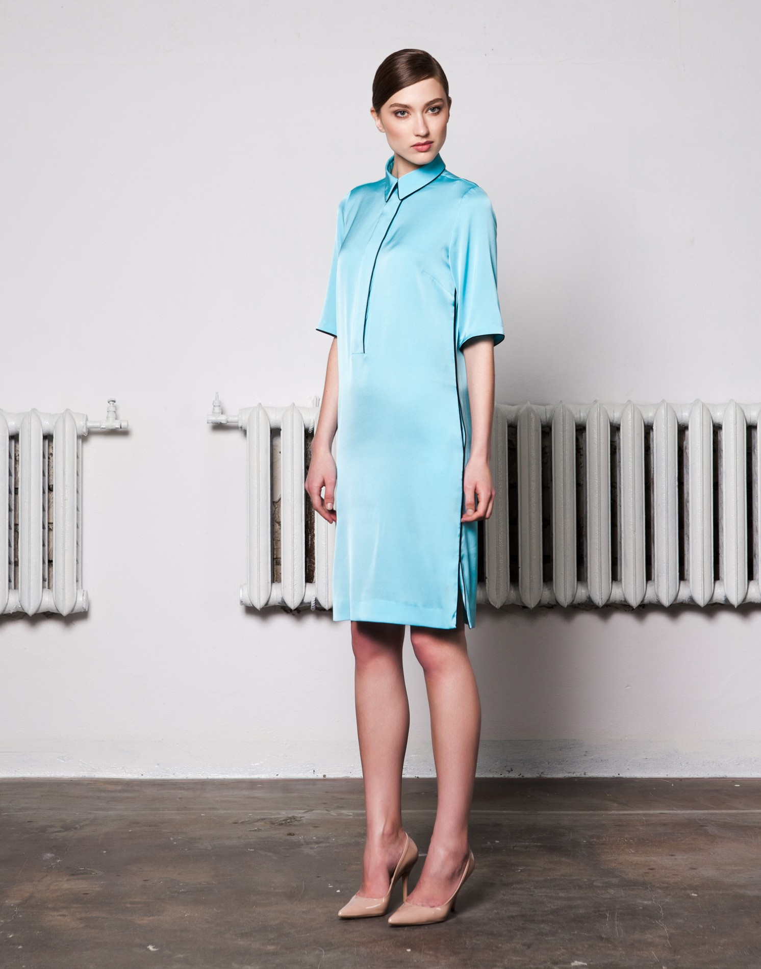 RIVIERA Shirt Dress