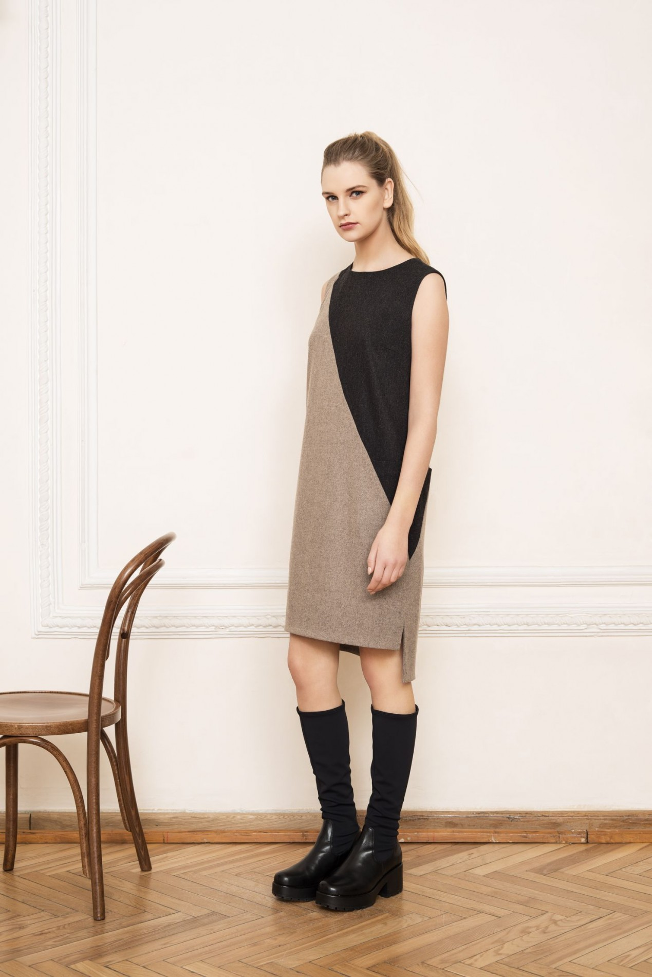 ALPS One-pocket Dress