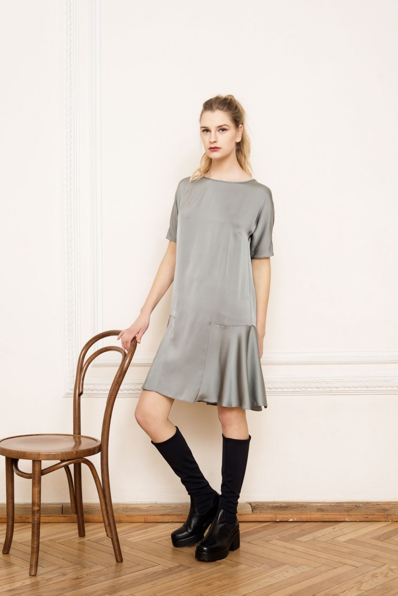 APENNINES A-form Dress