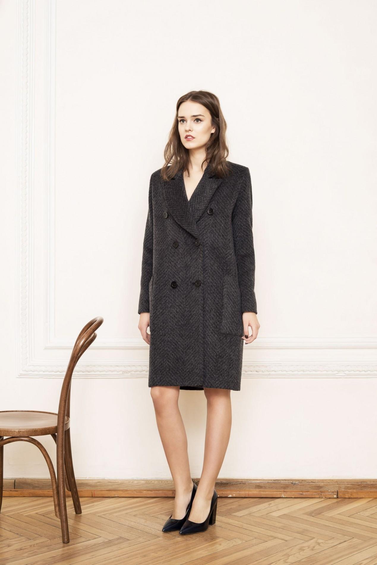 ELLSWORTH Classical Coat A