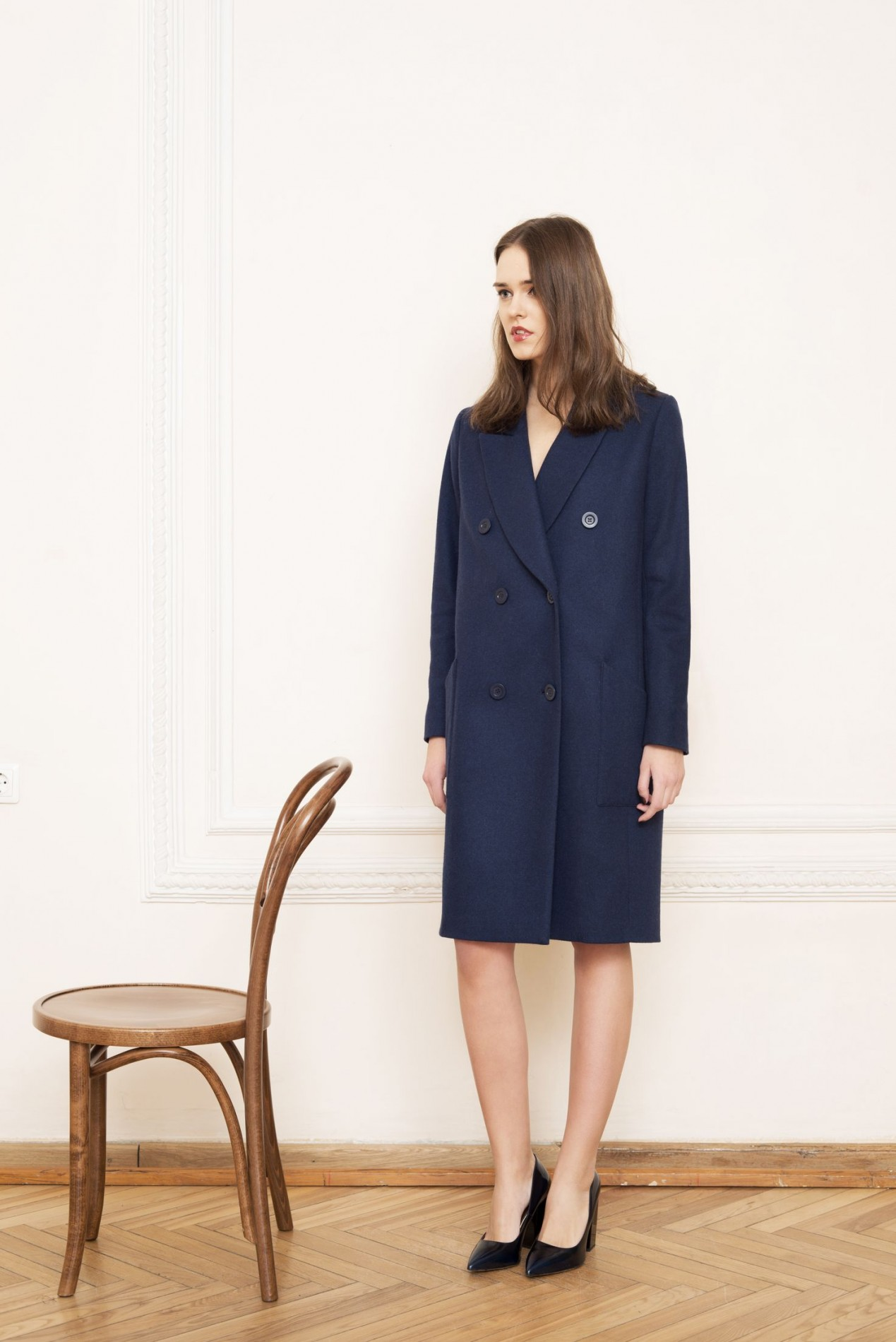 ELLSWORTH Classical Coat