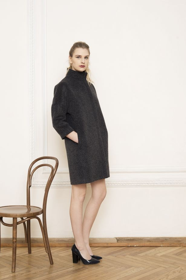 ELLSWORTH Cocoon Coat A
