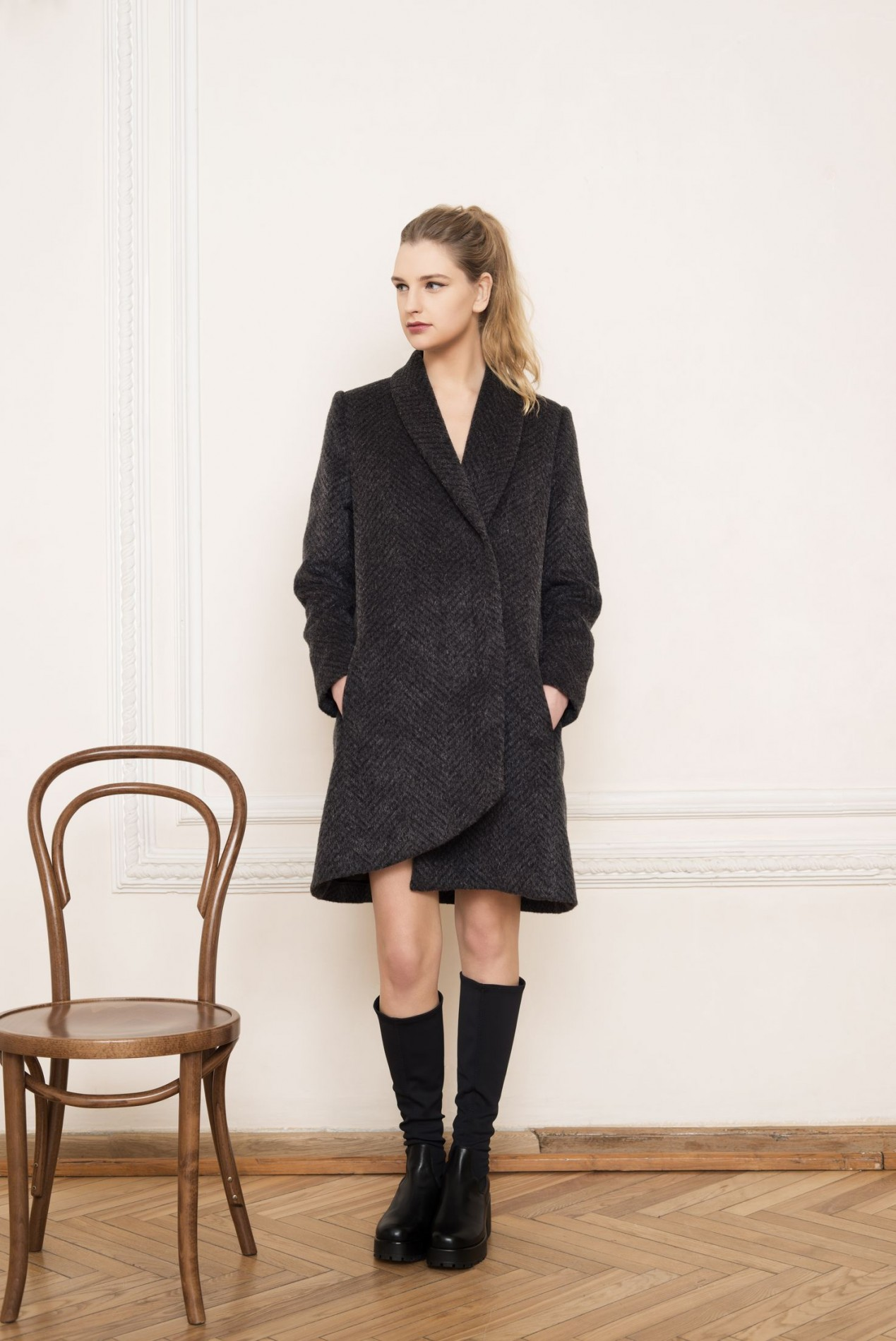 ELLSWORTH Elegant Coat A