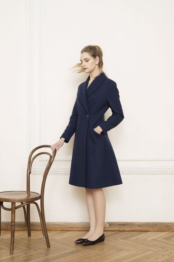 ELLSWORTH Feminine Coat