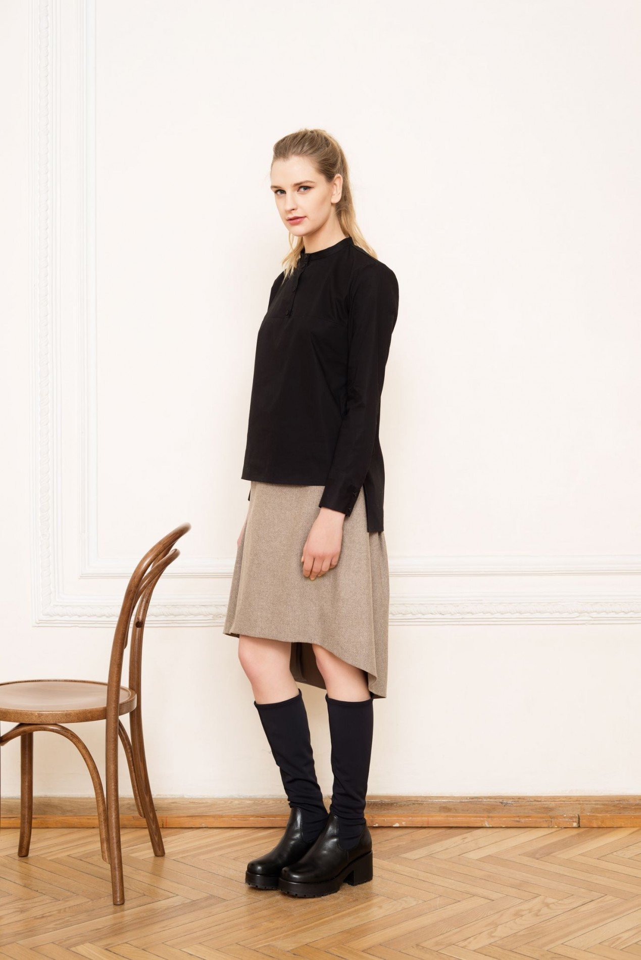 RILA Shirt and ALPS Elegant Skirt