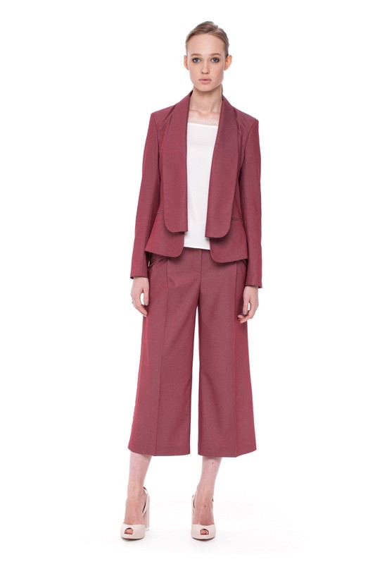 BAIKAL Jacket and BAIKAL Wide Trousers