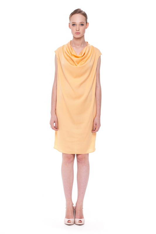 CASPIAN Neck Dress