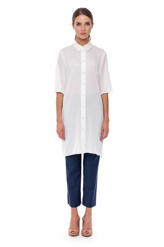 CASPIAN Shirt Dress and HURON Trousers
