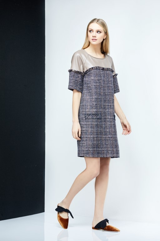 16ST6 GRETA A-form Dress