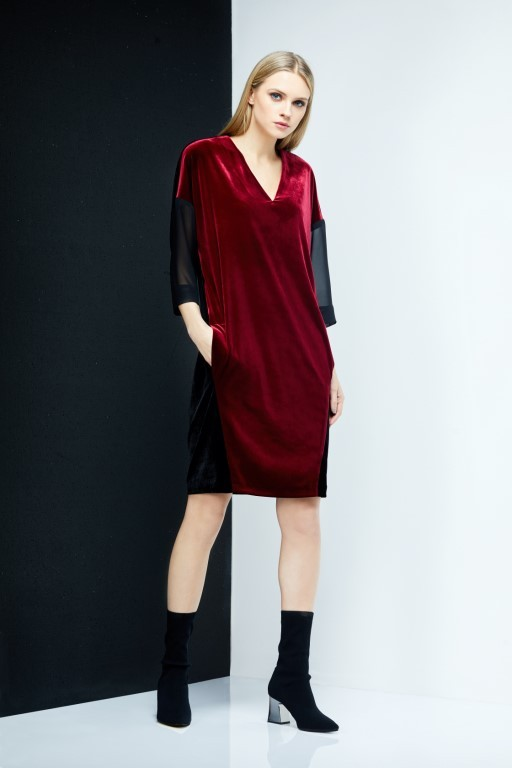 16ST97 GRACE Tunic Dress
