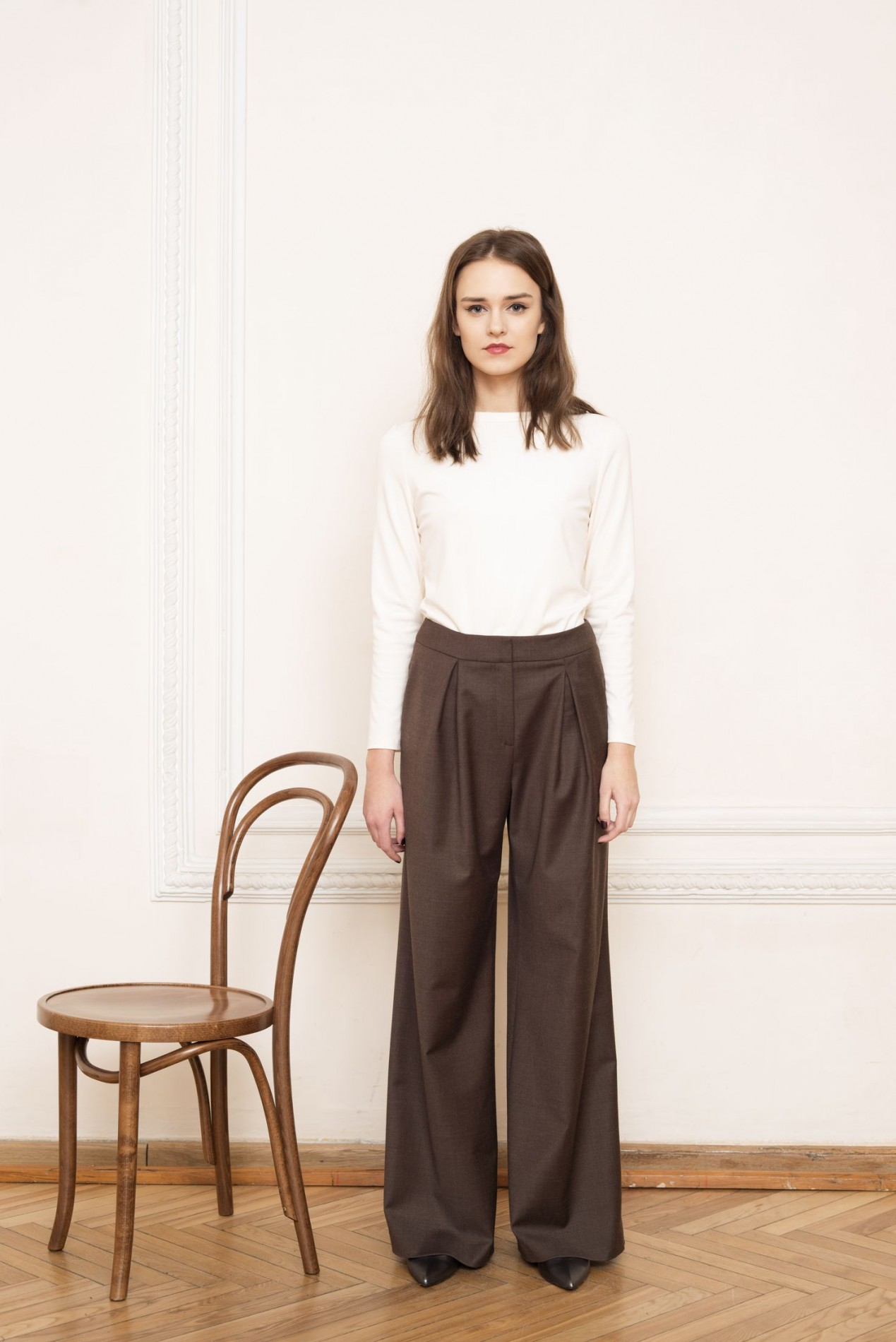 ANDES Long-sleeve Blouse and HIMALAYAS Trousers