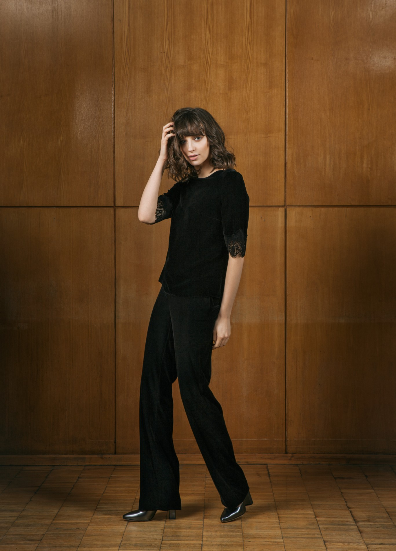 OPAL Top and OPAL Trousers